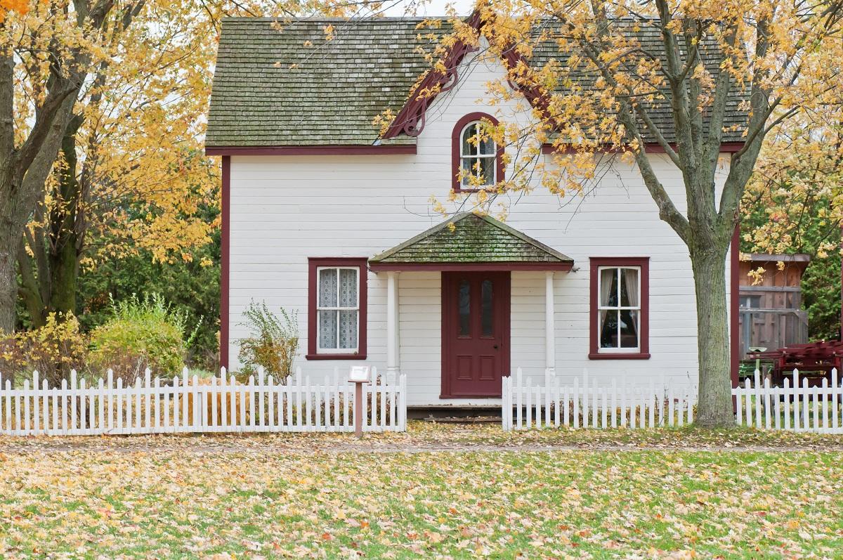 small cozy home